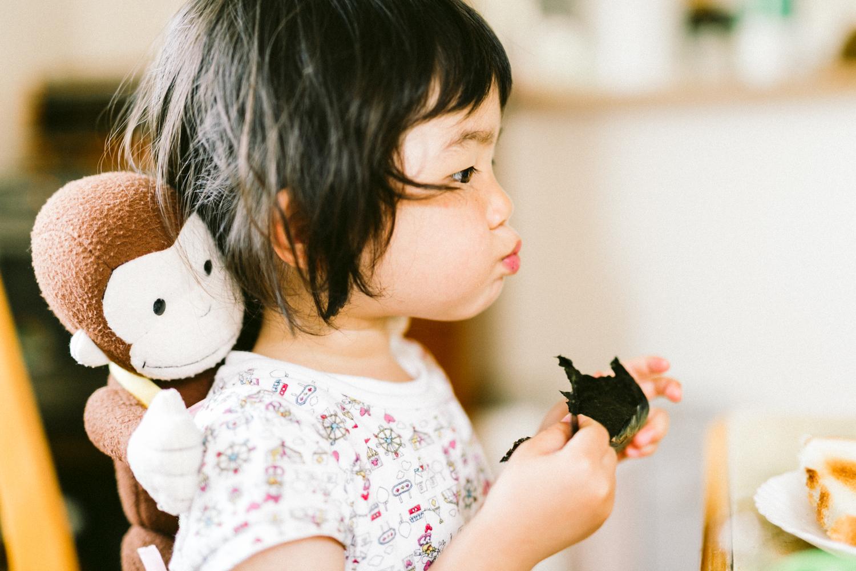 室内で子供を綺麗に撮る