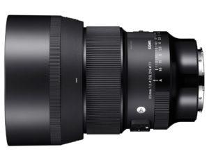 SIGMA 85mm F1.4 DG DN|Art